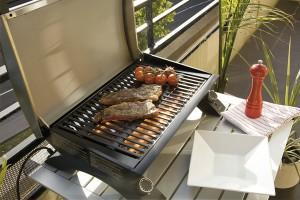 Barbecue électrique pour balcon